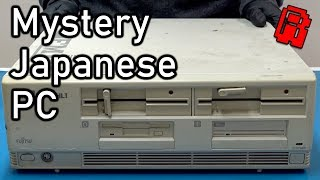 Mystery Japanese PC | Tech Nibble