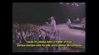 Billy Joel - A Matter of Trust ( ing- esp subtitulos)