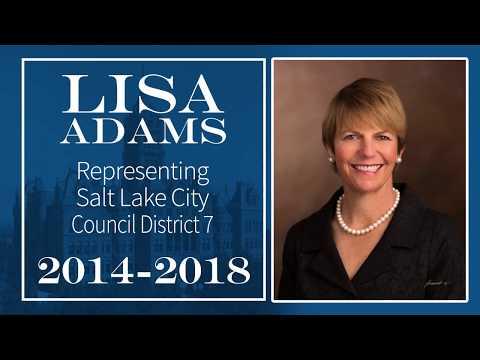 Lisa Adams – Salt Lake City Council: 2014-2018