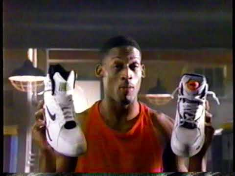 Reebok Pump it up Basketball shoe Commercial YouTube