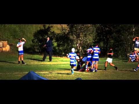 1st XV Rugby 2015 | St Edmund's College | Archie Taylor