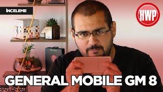 General Mobile GM 8 İncelemesi