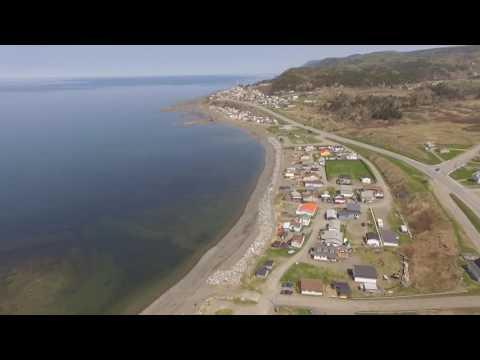 SainteAnnedesMonts en Gaspésie, secteur Tourelle