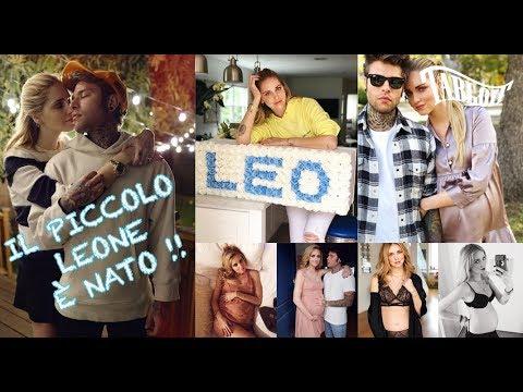È nato Leone, il figlio di Chiara Ferragni e Fedez TABLOIT.IT