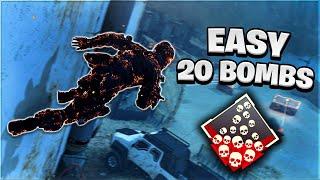 THE EASIEST WAY TΟ GET 20 BOMBS IN APEX LEGENDS!   Apex Legends Season 10