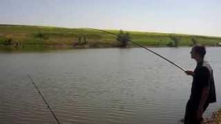 Урок по професионален риболов