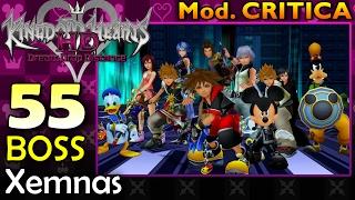 Kingdom Hearts 2.8 (ITA)-55-Il Mondo che Non Esiste (Sora)- BOSS FINALE (?) Xemnas