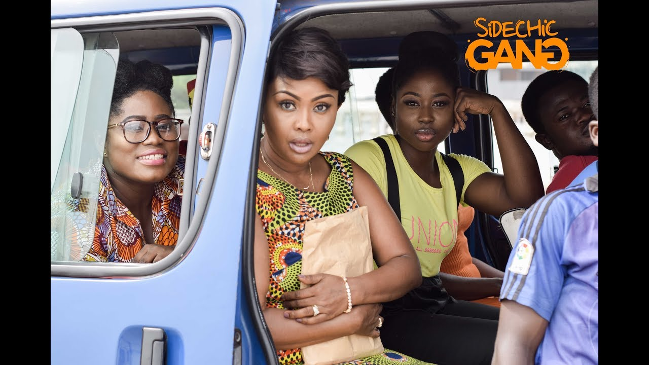 Download SIDECHIC GANG   Official Trailer [HD]   OldFilm