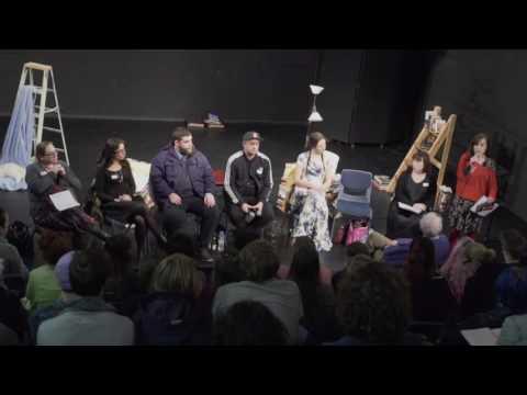 Adelaide Fringe Cut Thru Artist Session