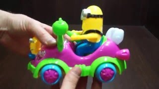 00227 inmagig.ru Іграшка Минион на автомобілі.