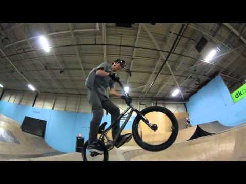 BMX - Mike Varga for DK Bicycles
