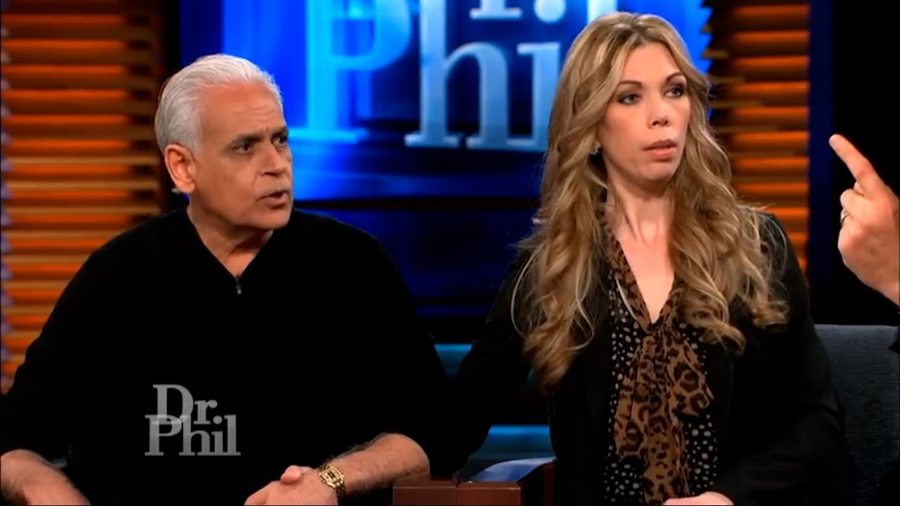 Dr Phil Asks Amy And Sammy About Their Behavior On Kitchen Nightmares