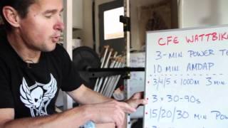 CrossFit Endurance Wattbike WODs