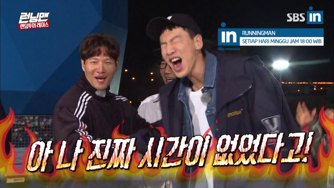 Se Chan is so loyal to Jong Kook in Runningman Ep. 390 with EngSub