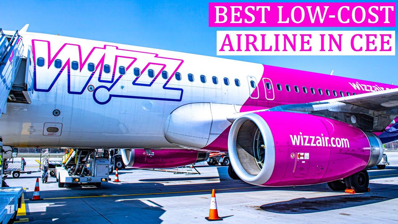 Tripreport Wizz Air Economy Vienna Cluj Napoca Airbus A320 Sharklets Youtube