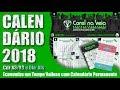 Calendário 2018 FREE Em CDR E OLE No CorelDRAW 2017 mp3