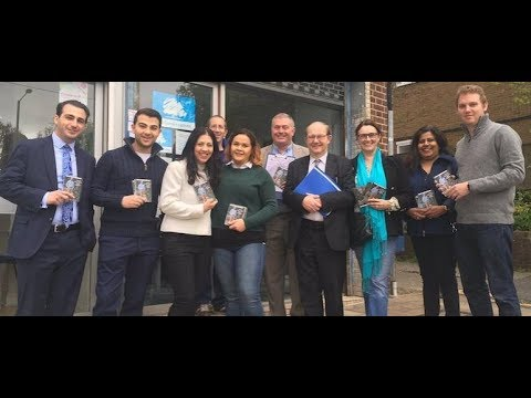 Debates And Discussions #5.1 - Stephanos Ioannou (Conservative candidate for Enfield Southgate)