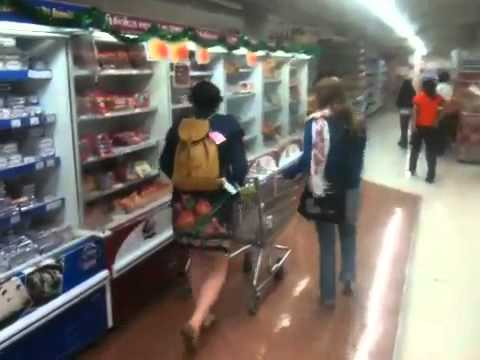 Supermarket in Mexico
