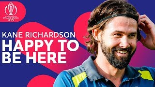 """Kane Richardson - """"I'm Just Trying To Have Fun""""   ICC Cricket World Cup"""