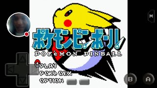 WAAY BACK WEDNESDAY: POKEMON PINBALL(GAMEBOY COLOR) thumbnail