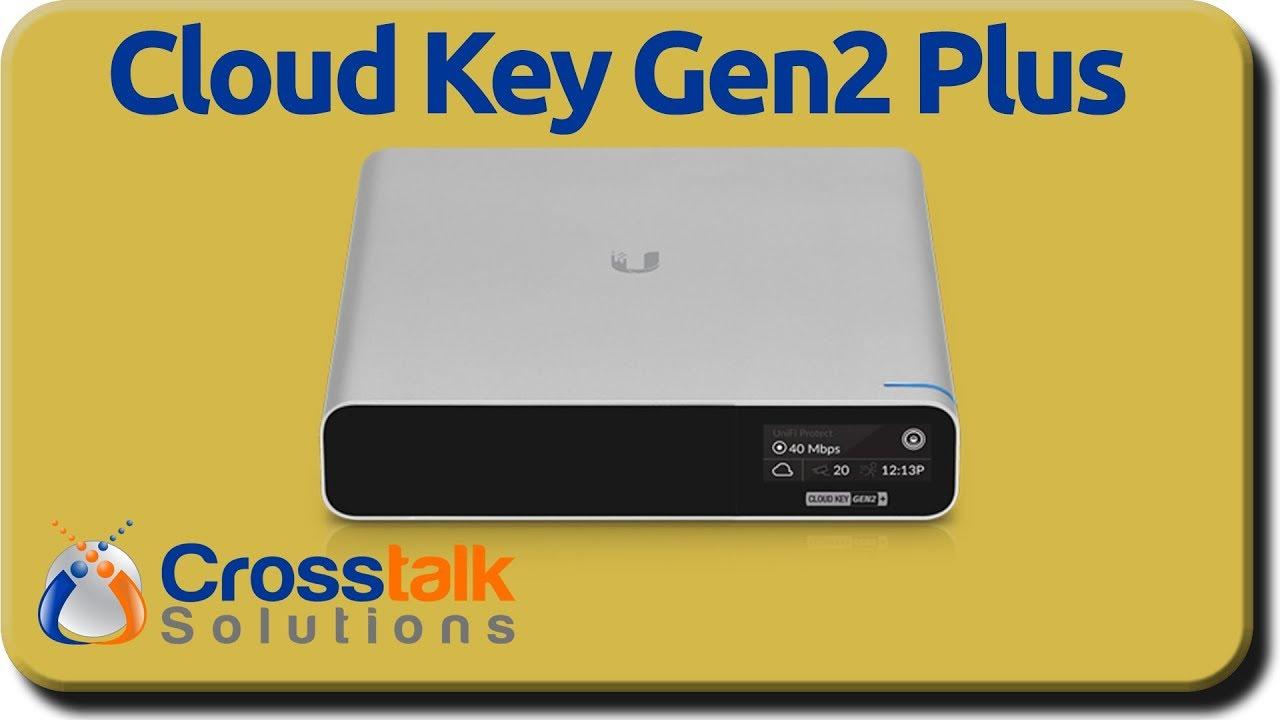 Cloud Key Gen2 Plus