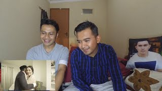 Video The Wedding Video of Raisa Andriana and Hamish Daud Wyllie [REACTION] download MP3, 3GP, MP4, WEBM, AVI, FLV April 2018