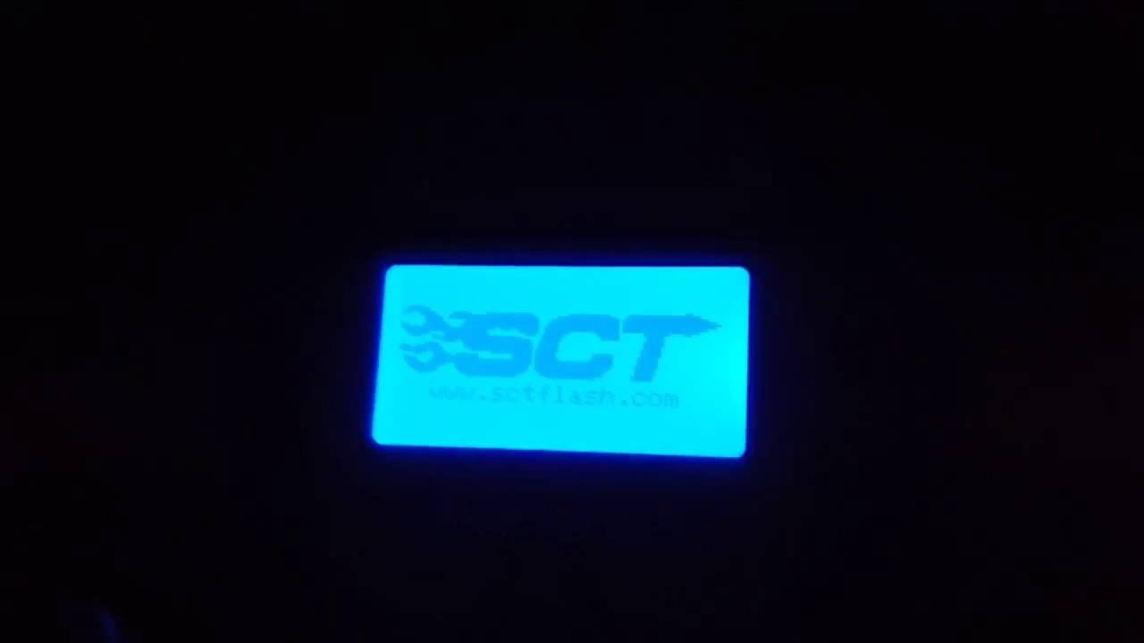 How to tell if Your SCT Tuner is Unmarried