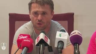فيديو .. ريبروف: هدفي مع الأهلي تحقيق الإنجازات