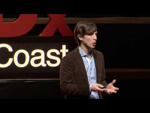 Algorithms Are Taking Over The World: Christopher Steiner at TEDxOrangeCoast