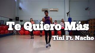 Tini Ft. Nacho Te Quiero Más Zumba ( Free Download ) Versión Less ⬇️