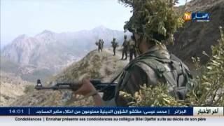 """دفاع : قوات الجيش تقضي على الارهابي """" منذر"""" بولاية تيبازة"""
