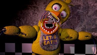 [SFM FNAF] Withered Chica Voice Animated (Five Nights at Freddy