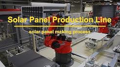 Solar Panel Production Line, Open Solar Factory Cheaper?solar panel making machines