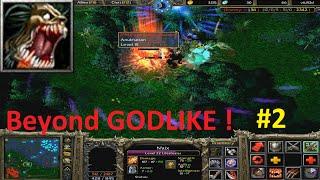 DotA 6.83d N aix, Lifestealer Beyond GODLIKE #2