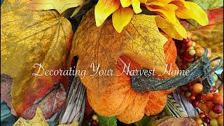 Fall Decorating || Invest in Your Decor || Fall Decorating 2019