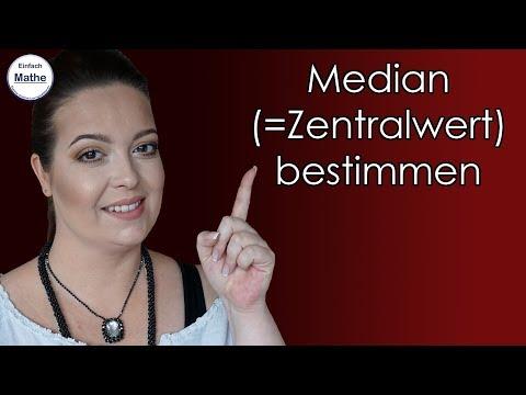 Median (=Zentralwert) bestimmen by einfach mathe!