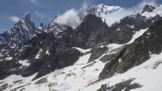 Kolejka Skyway Monte Bianco - nowa kolejka z Courmayeur na Punta Helbronner.