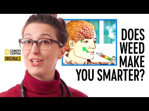 Does Weed Make You Smarter? – Your Worst Fears Confirmed