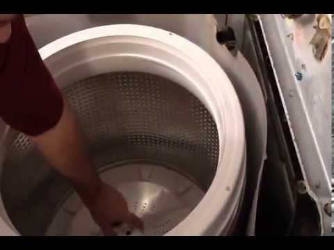 Easy Wash Machine Fix Kenmore Elite Oasis Youtube