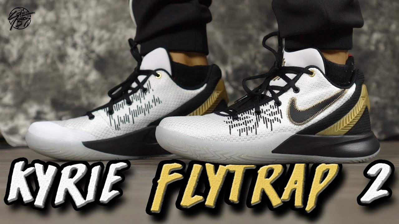 d11ad3131daa Nike Kyrie FLYTRAP 2 Review + Tech Specs! - YouTube