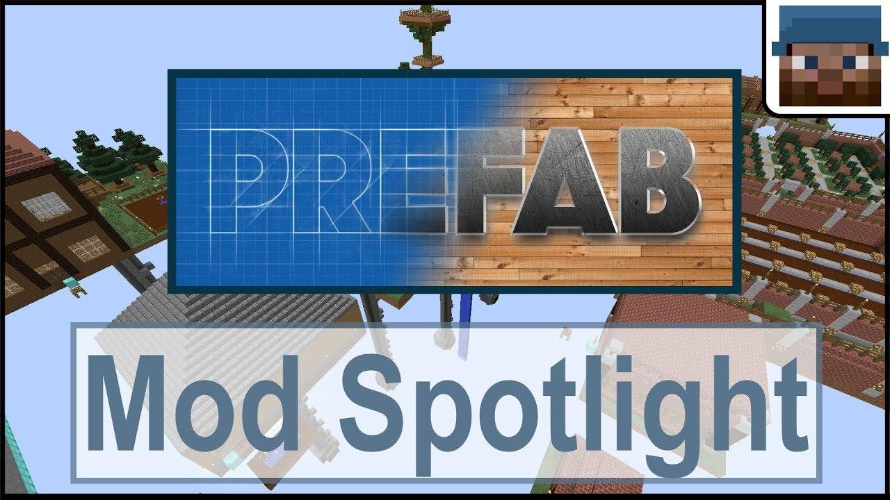 Prefab Mods Minecraft Curseforge