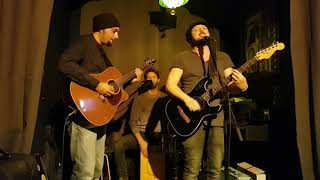 "HookaH & The Trenchtown Train -  Live at Frankie Pub  - ""The river"" from the album Root Safari"