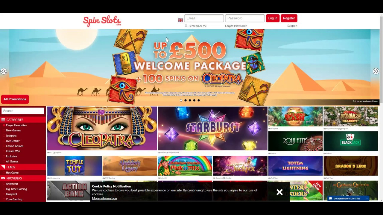 Watch Casino Videos