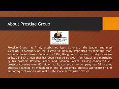 Prestige Park Square Bannerghatta Road Bangalore