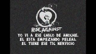 Rise Against, Boys No Good SUBT/ESP
