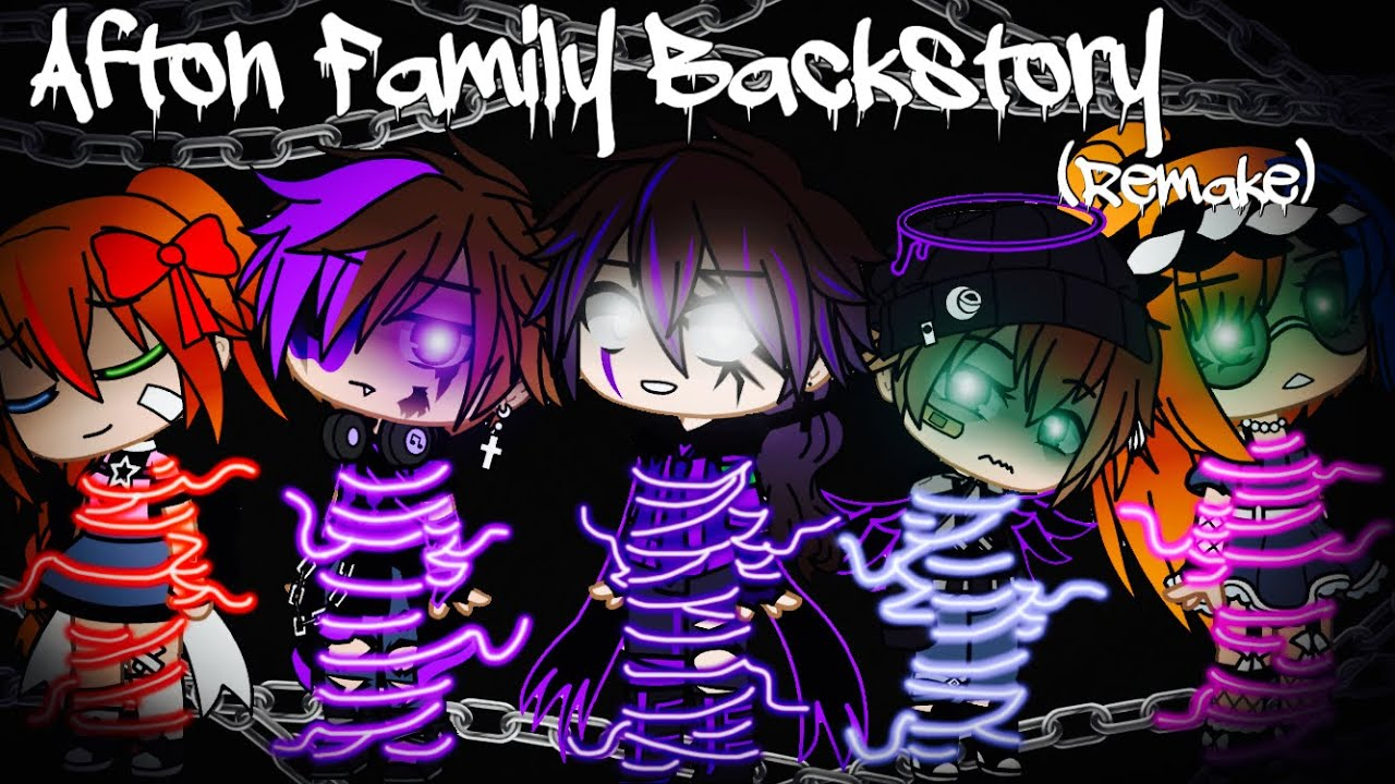 Afton Family Backstory / (Remake) / FNAF