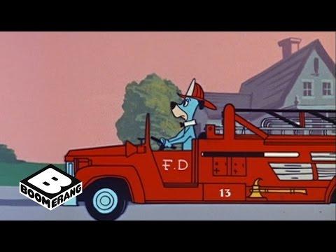 huckleberry-hound-|-firehuck-|-boomerang-official