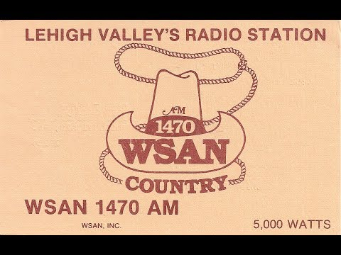 1470 WSAN Country - Allentown, Pa.