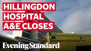 Boris Johnson's constituency hospital in Hillingdon closes for emergencies after Covid-19 outbreak