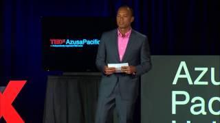 Run Your Race Bryan Clay TEDxAzusaPacificUniversity